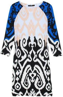Tibi Jasmine Jersey Shift Dress
