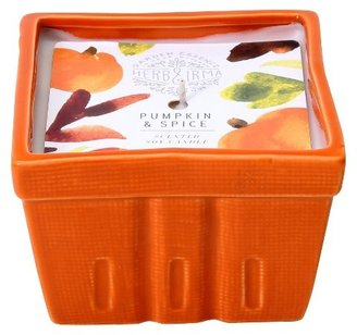 Herb & Irma Crate Candle - Pumpkin