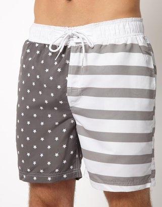South Shore USA Swim Shorts
