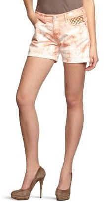 Maison Scotch Women's Tie Dye Boyfriend Short