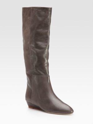 Loeffler Randall Classic Flat Knee-High Boots