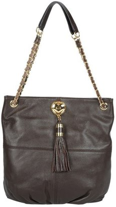 Love Moschino Large leather bag