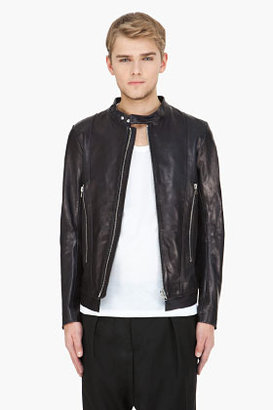 Diesel Black Gold navy blue Labrasiv Jacket