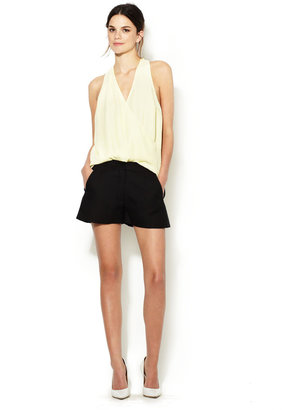 Stylein Length Piped High-Rise Short