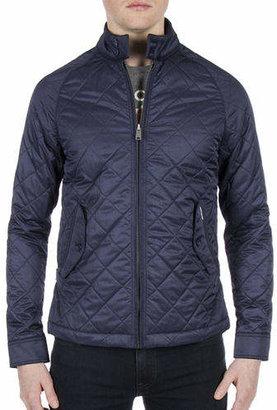 Ben Sherman Diamond Quilt Jacket