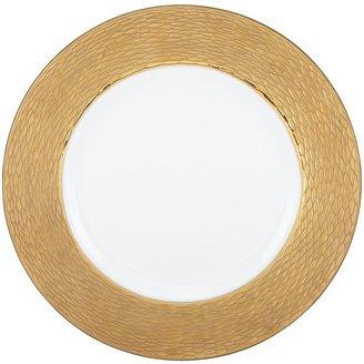 "Marchesa by Lenox Mandarin Gold 9"" Accent Plate"