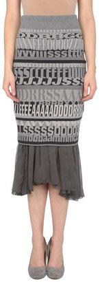 D&G 3/4 length skirt