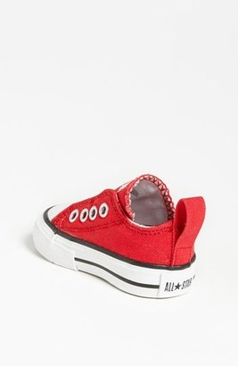 Converse Chuck Taylor All Star 'Simple' Slip-On (Baby, Walker & Toddler) Black 6 M