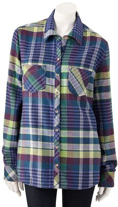 Dickies Plaid Flannel Shirt - Women's