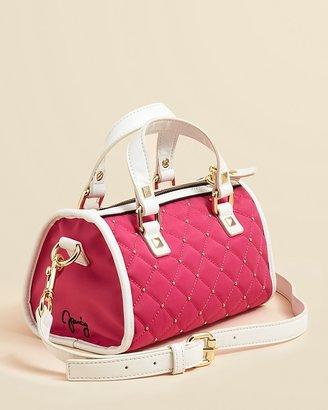 Juicy Couture Girls' Nylon Mini Steffy Purse