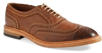 Men's Allen Edmonds 'Neumok' Wingtip $295 thestylecure.com