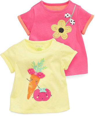 First Impressions Baby Girls' Graphic Top