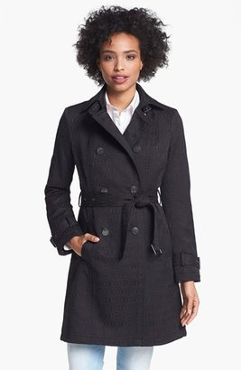 Kenneth Cole New York Lightweight Trench Coat