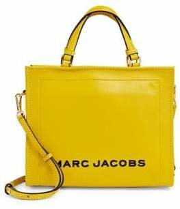 Marc Jacobs The Box 29 Shopper Leather Bag
