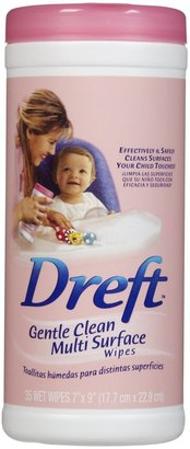 Dreft Multi Surface Wipes