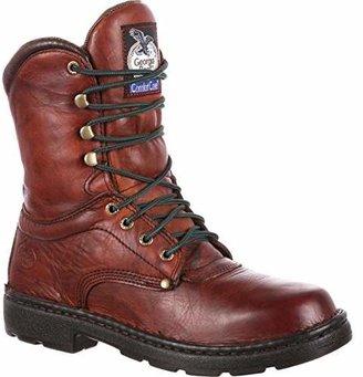 "Georgia Boot Men's Eagle Light 8"" Work Boot"