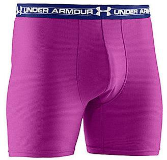 "Under Armour Mesh 6"" Boxerjock Boxer Briefs"