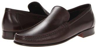 a. testoni Nappa Moc Toe Loafer (T. Moro) - Footwear