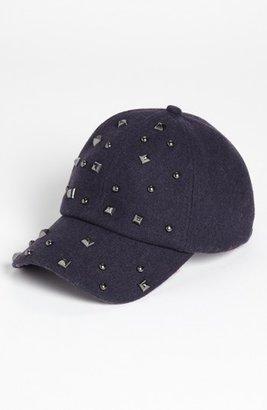 San Diego Hat Studded Wool Blend Cap