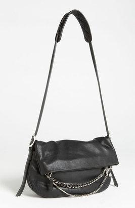 Jimmy Choo 'Biker - Small' Leather Crossbody Bag
