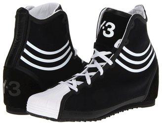 Yohji Yamamoto Y-3 Nicke (Black/RunW) - Footwear