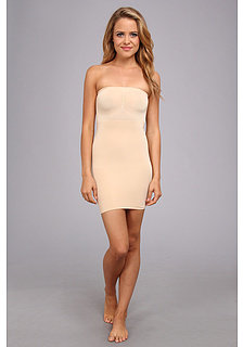 Nearly Nude Firming Strapless Seamless Slip