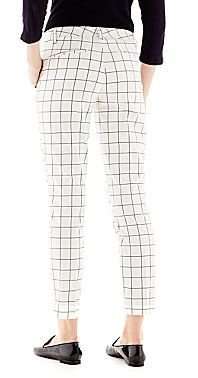 Joe Fresh Joe FreshTM Slim Print Pants