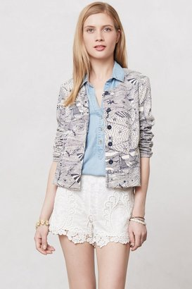 Anthropologie Paisaje Jacket