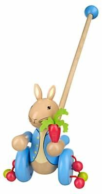 Orange Tree Peter Rabbit Push-Along Toy