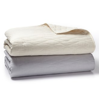 Calvin Klein Collection Mini Waves King Quilt