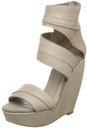 Joe's Jeans Women's Lynn Wedge Sandal