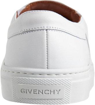 Givenchy Crystal-Embellished Slip-On Sneaker