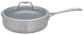 Zwilling J.A. Henckels 3-qt. ThermolonTM Ceramic Nonstick Spirit Saute Pan with Lid