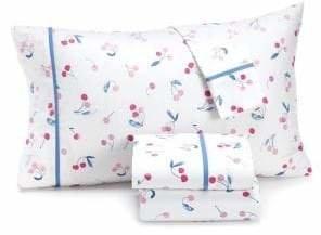 Martha Stewart Whim 200-Thread Count Novelty-Print Cotton 4-Piece Bedding Set