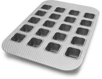 Sur La Table Platinum Professional Mini Square-Muffin Pan