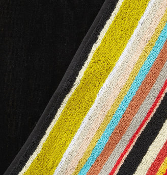 Paul Smith Striped Cotton Towel