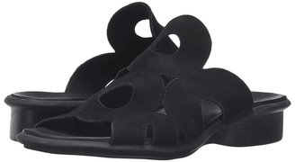 Arche - Saory Women's Slide Shoes $295 thestylecure.com