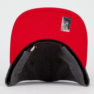 New Era Classic Melt Blackhawks Mens Strapback Hat