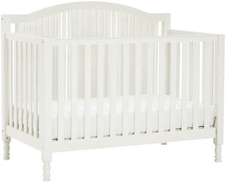 Pottery Barn Kids Catalina Fixed Gate 3-In-1 Crib, Simply White