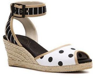 White Mountain Serenade Wedge Sandal