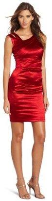 Jax Women's Split Shoulder Dress
