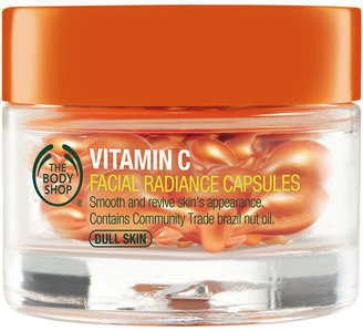 The Body Shop Vitamin C Facial Radiance Capsules 1 kit