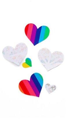 Bristols 6 One Love Heart Nippies