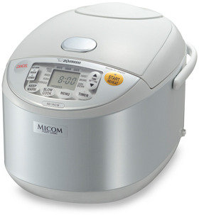 Zojirushi Umami™ Micom 10-Cup Rice Cooker and Warmer