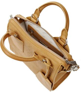 Botkier Jackson Crossbody textured-leather shoulder bag