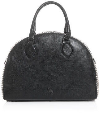 Christian Louboutin Panettone spiked leather bag