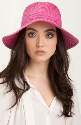Collection XIIX 'Spring' Straw Panama Hat