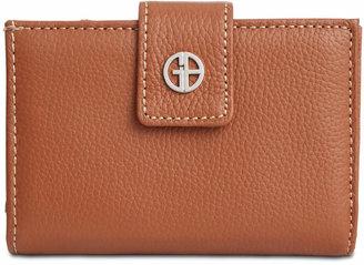 Giani Bernini Framed Indexer Leather Wallet