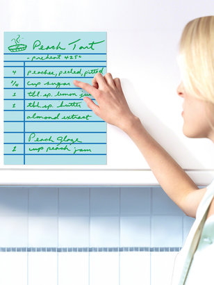 Wall Candy Arts Dry Erase Noteboards Removable Wall Decals