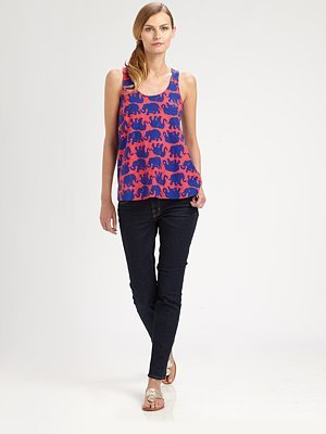 Lilly Pulitzer Hart Top
